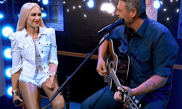 Blake Shelton Wrote The Song For Gwen Stefani Instead Of Wedding ceremony Vows