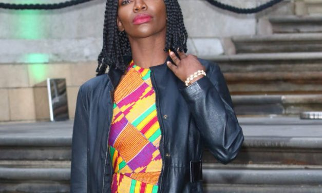 """Michaela Coel Has Been Ensemble In """"Black Panther: Wakanda Forever"""" And a few Think She May Replace Letitia Wright"""