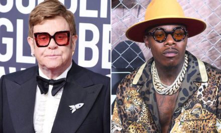 Elton John Responded To DaBaby's Homophobic Comments Regarding HIV/AIDS