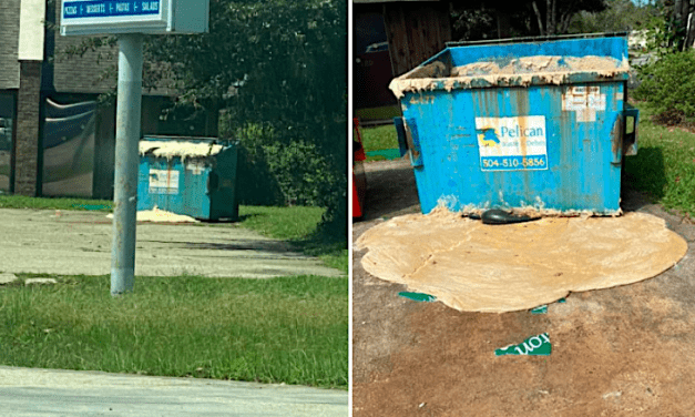 Open up Post: Hosted With the Louisiana Dumpster Nachos Blob That Will Ultimately Destroy Us All