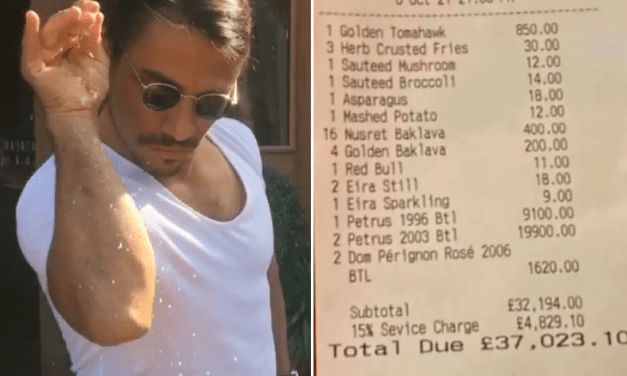 Open up Post: Hosted With a Diner Spending fifty dollars, 000 At Sodium Bae's London Eating place
