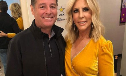 """Vicki Gunvalson Of """"Real Housewives Of Fruit County"""" Claims The girl Ex-Fiancé Steve Villa Cheated On Her Having a Younger Woman"""